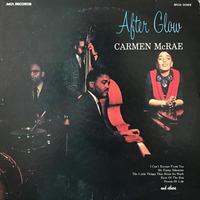 AFTER GLOW  /  CARMEN McRAE (LP)