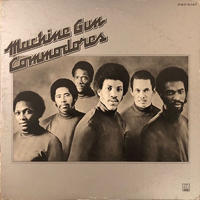 Machine Gun  /  Commodores  (LP)
