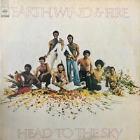 HEAD TO THE SKY  /  EARTH WIND & FIRE (LP)
