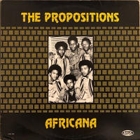 AFRICANA /  PROPOSITIONS	 (LP)