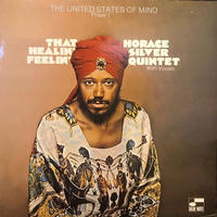 THAT HEALIN' FEELIN'  /  HORACE SILVER QUINTET (LP)★再発盤★