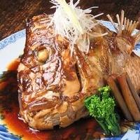 天然真鯛のあら炊き(450g)/銀杏釜めし