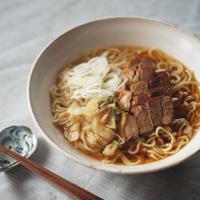 発酵白菜のあっさり角煮そば(中華麺付き)/モコメシ