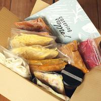 catering for me!  10月のファミリーボックス(2〜3人)