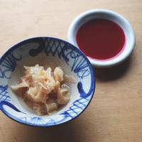 長崎県しまばら産 新生姜の甘酢漬け&梅酢セット(130g)/山フーズ