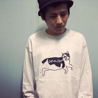 【Cat for Light LOGO】Long Sleeve Tshirt