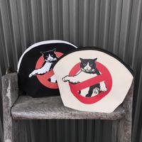【Cat Busters】シェル型ポーチ