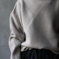 NATIVE VILLAGE ネイティブヴィレッジ / Variousknitスタンドセーター /  na-20019