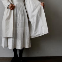 cavane キャヴァネ / Embroidery-skirtエンブロイダリースカート /  ca-18021