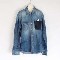 MAURIZIO MASSIMINO マウリッツォ・マッシミーノ / シャツCALVIN Shirts / ma-15001
