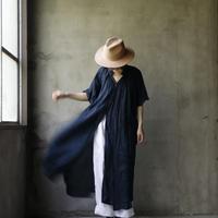 Tabrik タブリク /  gather robeギャザーローブ/ ta-19020