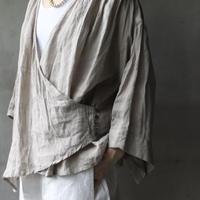 cavane キャヴァネ / Cache coeur blouseブラウス / ca-21055