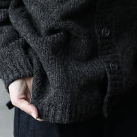 Bergfabel バーグファベル / Handmade cardiganカーディガン/ BFmW121/709