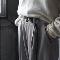 cavane キャヴァネ / wool tapered pantsパンツ/ ca-20106G