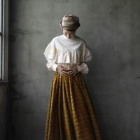NATIVE VILLAGE ネイティブヴィレッジ / Valet ♧clover  Frilled shirtフリルシャツ/  na-18002
