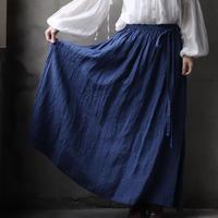 cavane キャヴァネ / Gathered skirtギャザースカート /  ca-20002