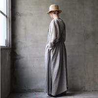 cavane キャヴァネ / Gather jumper dressジャンパースカート/ ca-21506