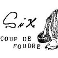 Six coup de foudre シス クード フードル/ money clip /  six-21004(cocoro-09D)