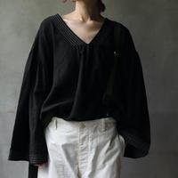 cavane キャヴァネ / Pullover blouseブラウス / ca-20167