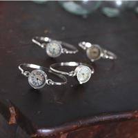cavane Accessories / Silver925bangle watch時計 / ca-20200