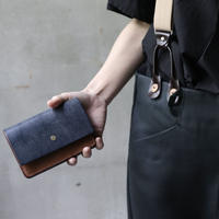 formeフォルメ /  Bridle leather Hand wallet combi財布 /  fo-21015( fip-20 )