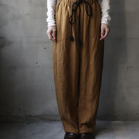 cavane キャヴァネ / home decor & living wear with stay home pants / ca-21013