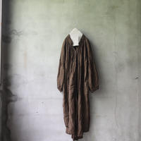 Tabrik タブリク /  gather robeギャザーローブ/ ta-20007