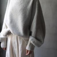 NATIVE VILLAGE ネイティブヴィレッジ / Variousknitsスタンドセーター /  na-20020