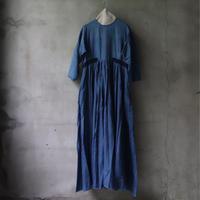 Tabrik タブリク / C/Silk gather dressワンピース/ ta-21016