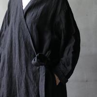 cavane キャヴァネ / cache-cœur robe-coatローブ / ca-19054B