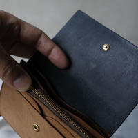 formeフォルメ / Liscio leather hand wallet / fo-19012