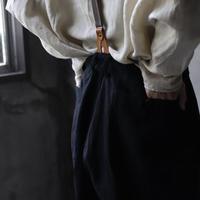 cavane キャヴァネ / Over pants with suspendersパンツ /  ca-21114