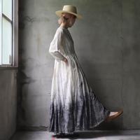 Tabrik タブリク / gradation dressワンピース/ ta-21001