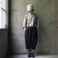 cavane キャヴァネ / over pants with suspendersオーバーパンツ /  ca-21050
