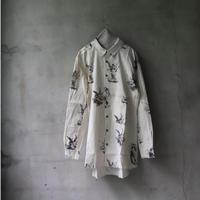 ALEKSANDR MANAMISアレクサンドルマナミス/ ANGELICA CLASSIC SHIRTシャツ/ am-21010