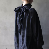cavane キャヴァネ /   Pull-over blouse with tieブラウス / ca-21001