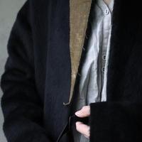 Tabrik タブリク /  Shaggy wool long-coatシャギーウールコート/ ta-19048