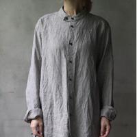 cavane キャヴァネ / Stand coll-shirtシャツ / ca-21066U