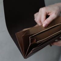 formeフォルメ / Liscio leather long walletⅡ長財布Ⅱ / fo-20023 ( fip-18 )