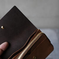 formeフォルメ / Liscio leather hand wallet combi / fo-19013
