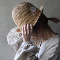 Muhlbauer ミュールバウアー/ RAFFIA SEWN HAT 帽子/ Mu-21002 ( M 20148 )