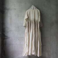 Tabrik タブリク / C/Silk gather dressワンピース/ ta-21014
