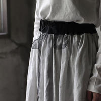 cavane キャヴァネ / Over skirtスカート / ca-21072
