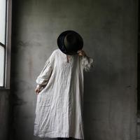 cavane キャヴァネ /  Lace-up one-piece 編み上げワンピース / ca-18101