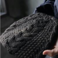BIEK VERSTAPPEN / Hand knitted beanieビーニー / Bie-20019