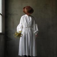 cavane キャヴァネ /  Balloon sleeve dressバルーンスリーブドレス / ca-19002