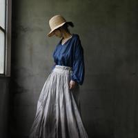 Tabrik タブリク / gather blouseギャザーブラウス / ta-19037