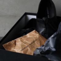SUGINARI MORIMOTO / Wholecut Shoesホールカットシューズ / SGM-20001
