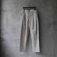 Hannibalハンニバル / trousers hanson 191ストライプパンツ / Ha-21005