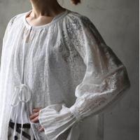 cavane キャヴァネ / String blouseブラウス /  ca-20501